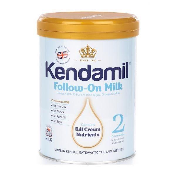 KENDAMIL Pokračovacie mlieko 2 (900 g) DHA+