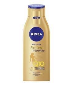 NIVEA Q10 Zpevňujúce tónovacie telové mlieko 400 ml