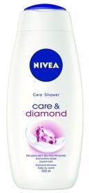 NIVEA Sprchový gél Diamond Touch 500 ml
