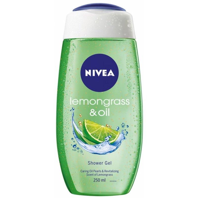 NIVEA Lemongrass & Oil sprchový gél 250 ml