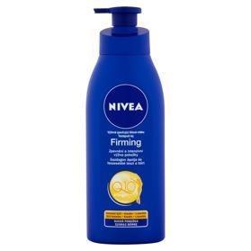 NIVEA Výživné zpevňujúce telové mlieko Q10 (400ml)