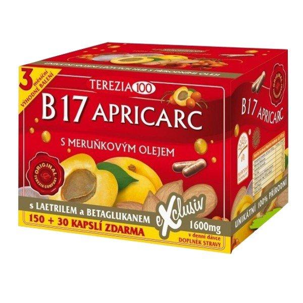 Terezia Company B17 APRICARC s marhuľovým olejom 150 30 cps.