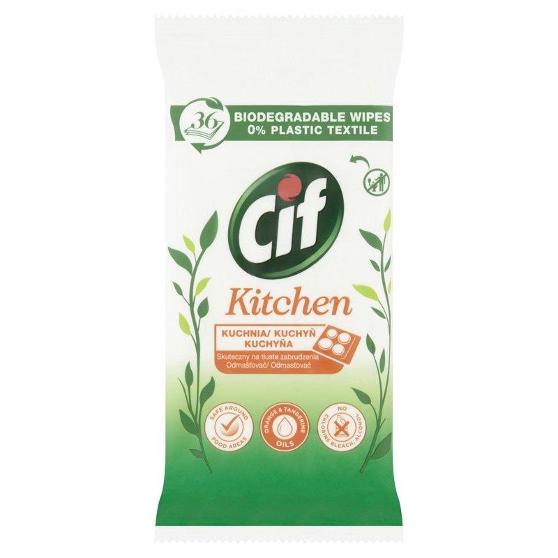 CIF Kuchyňa čistiace utierky 36 ks