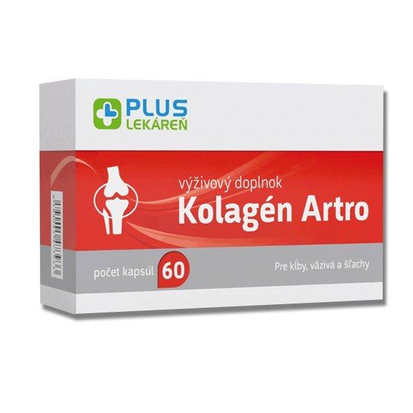 Plus lekareň Kolagén Artro 60 tabliet