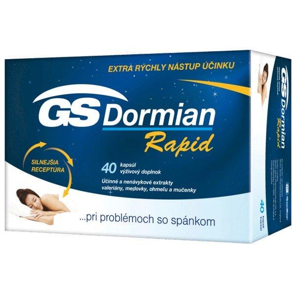 GS Dormian Rapid 40 tbl