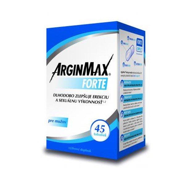 Arginmax forte pre mužov 45 tbl