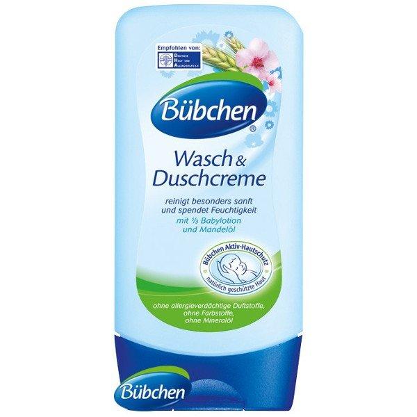 Bübchen Umývací a sprchovací krém 300ml
