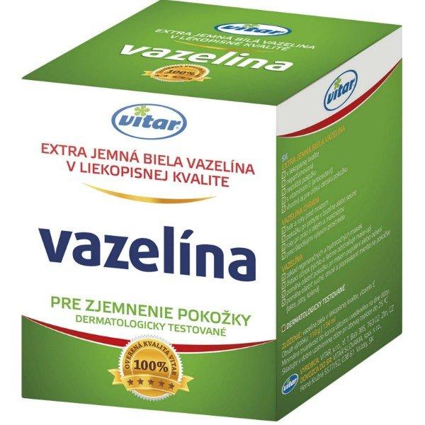 VITAR Vazelína lekárska 134ml
