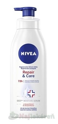NIVEA Regeneračné telové mlieko Repair & Care
