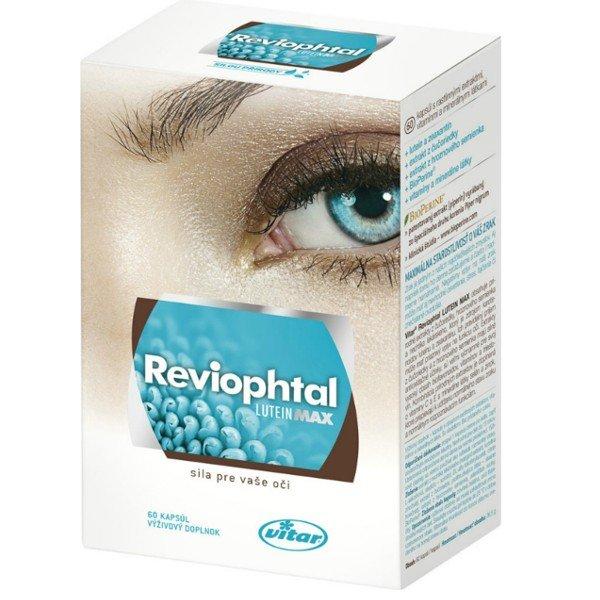 VITAR Reviophtal LUTEIN MAX 60 cps