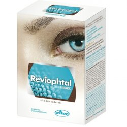 VITAR Reviophtal LUTEIN MAX 60 cps