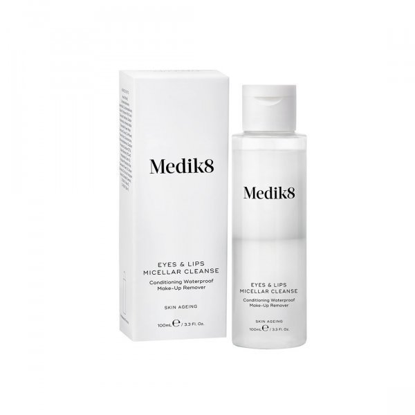 Medik8 Eyes & Lips Micellar Cleanse 100 ml