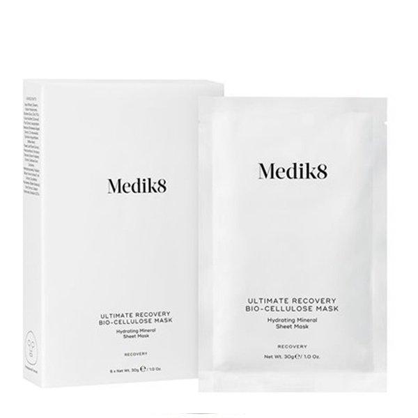 Medik8 Ultimate Recovery Bio-Cellulose Zinc Mask balenie (6ks)