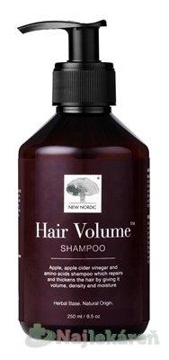 NEW NORDIC Hair Volume SHAMPOO - Nordic Hair Volume šampón 250 ml