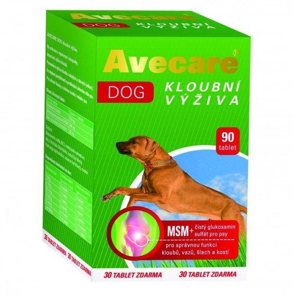 Avecare Dog kĺbová výživa pre psy 90 tbl