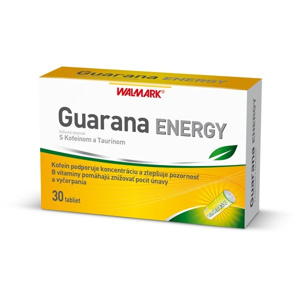 Walmark Guarana Energy 30 tbl.
