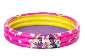 BESTWAY Bazén nafukovací Minnie, 122 cm x 25 cm - Bestway 91079 Minnie, 122x25 cm