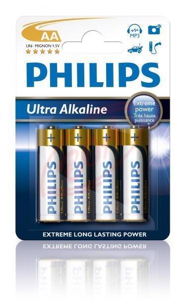 BORGY Baterky Ultra Alkaline AA - 4ks