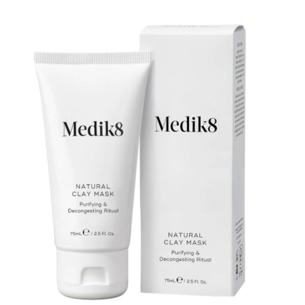 Medik8 Natural Clay Mask 75 ml