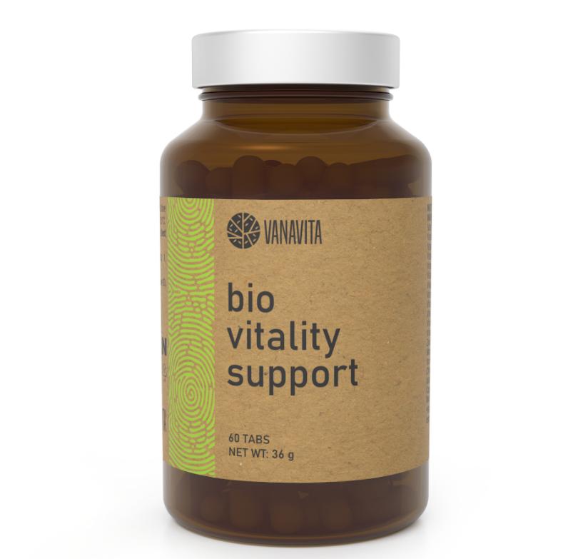 BIO Multivitamin Vitality Support - VanaVita
