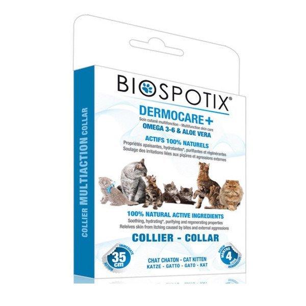 Biospotix Dermocare+ pre mačky 35cm