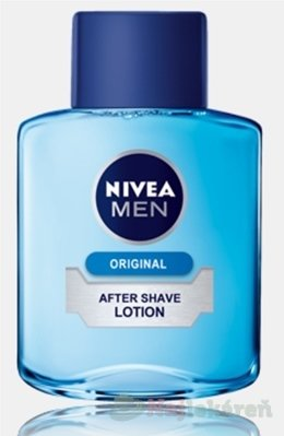 NIVEA MEN Voda po holení Original - Nivea Men Original voda po holení 100 ml