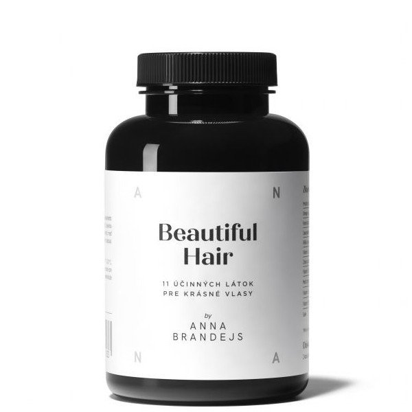 Beautiful Hair by ANNA BRANDEJS 60 ks