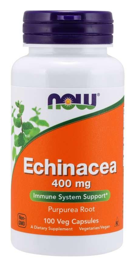 Echinacea 400 mg - NOW Foods
