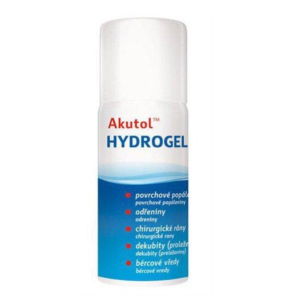 Akutol Hydrogel sprej 75 g