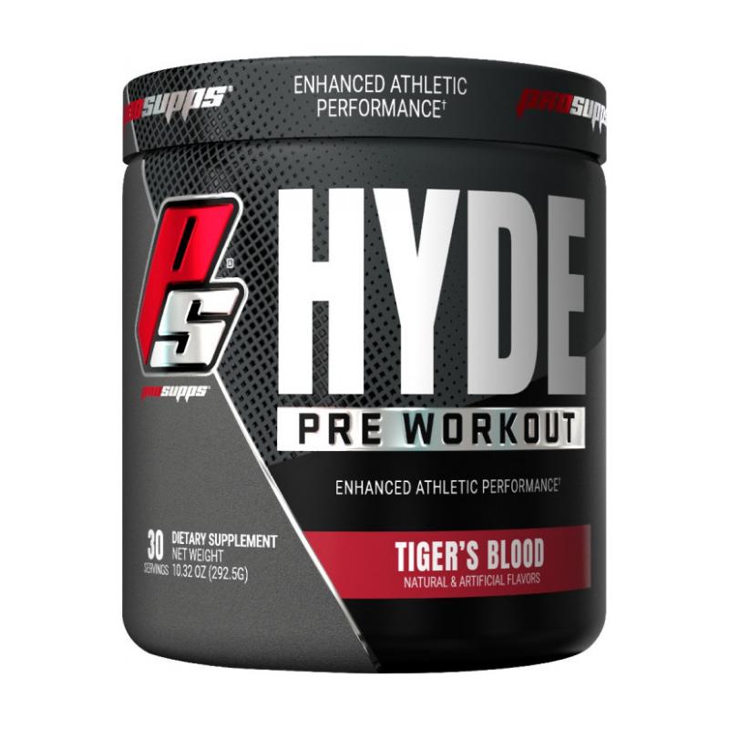 Predtréningový stimulant Hyde Pre Workout - ProSupps