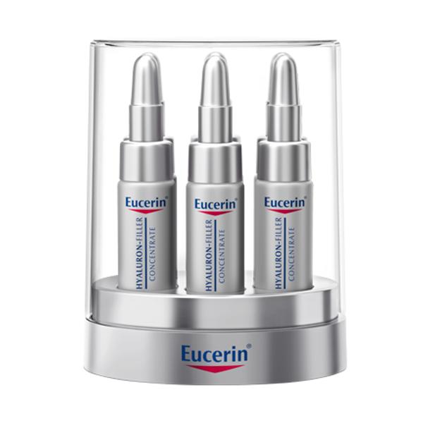 Eucerin Hyaluron - Filler sérum pro redukci vrásek a zpevnění pleti 6 x 5 ml