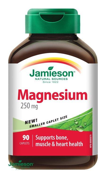 Jamieson Horčík 250 mg 90 tbl
