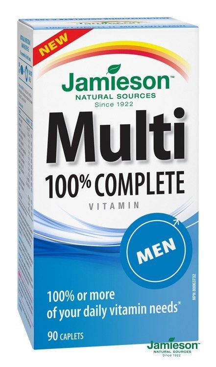 Jamieson Multi Complete pre mužov 90 tabliet