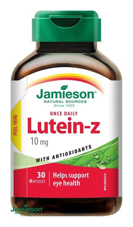 Jamieson Lutein-Z™ 30 cps.